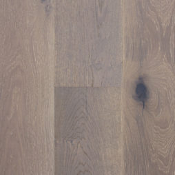 Genuine - Light smoked & limed oak